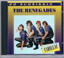 Renegades-20 Suosikkia/Cadillac,20 Titel 1964 - 1966/CD Neuware