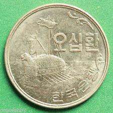 1961 / 4294 Korea 50 Won SNo40181