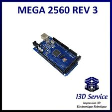 Carte compatible Arduino Mega2560 REV3 ATMEGA2560-16AU / CH340