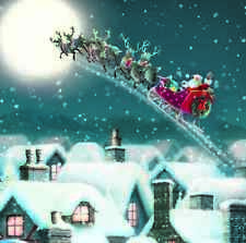 Charity Cards THE NIGHT BEFORE CHRISTMAS Helen & Douglas House Boxed Pack of 10