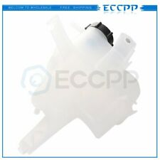 Radiator Coolant Overflow Tank For 2005-2012 Ford Escape excluding Hybrid Models