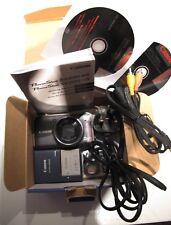Canon PowerShot SX220 HS 12.1MP Digital Camera - Grey