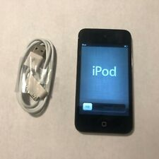 Apple iPod Touch 4th Generation (8 GB) - Black Bundle Tested Great Condition
