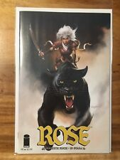 ROSE 8, 14, 11 NM+ (9.4 - 9.6) 1ST PRINT, LOOPYDAVE VARIANT, CGC WORTHY, FINCH
