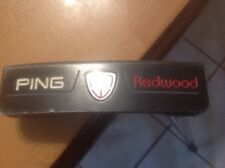 Ping Redwood Anser 303 Stainless Steel Putter, Black Dot