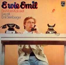 Emil Steinberger E Wie Emil LP Album Vinyl Schallplatte 128408
