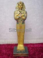 Ägyptische Figur Tutenchamun Pharao Skulptur Deko Ägypten Dekoration  2857 Fa13