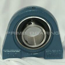 "High Quality!!  UCTB207-23  1-7/16""  Tapped Base Pillow Block Bearing"