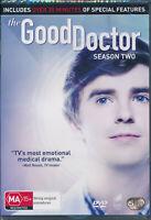 The Good Doctor Season 2 Two DVD NEW Region 4