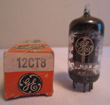 GE General Electric 12CT8 Electronic Tube In Box