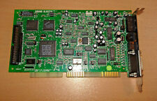 Creative Labs Sound Blaster Pro 2 CT1600 Rev 6 for PC AT 16-bit ISA Tested