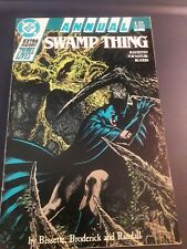 SWAMP THING ANNUAL#4 1988 BATMAN by  DC COMICS FOR MATURE READERS