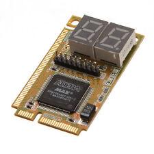 3 in 1 Mini PCI/PCI-E LPC Combo-Debug-Card PC Diagnostic Card PC Analyzer Tester