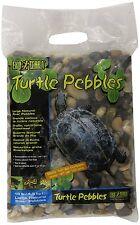 Exo Terra Turtle Pebbles Lg Smooth Prevent Injury Varied Colors Natural Habitat
