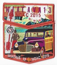 OA Lodge  13 Wiatava 2015 NOAC Orange County Council Orange Bdr. [WWW297]