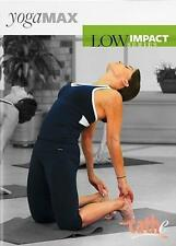 Yoga DVD EXERCISE DVD - Cathe Friedrich Low Impact Series YOGA MAX!