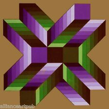 """""""MATA FEM"""" Rare Mint Serigraph s/n By Victor Vasarely"""