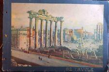 ROMA Album artistico con 82 tavole