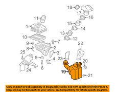 KIA OEM 04-09 Spectra Air Cleaner Intake-Resonator Assy 282102F000