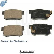 Brake Pads Rear for HONDA PRELUDE 2.0 2.2 2.3 92-00 H22A5 BB Coupe Petrol ADL
