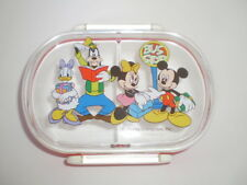 Disney Snack ? container PCR-6 removable components Clip Bus Stop  Made in Japan