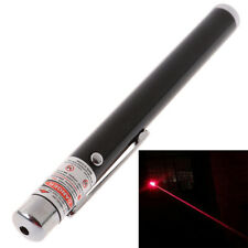 5mW Red Laser Pen Beam Light High Power Laser Tease Cat Teach Pen KQ