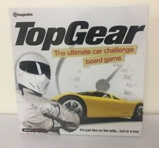 New & Sealed 2008 Top Gear The Ultimate Car Challenge Board Game by Imagination