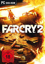 Far Cry 2 II für PC   NEUWARE   Komplett in DEUTSCH!