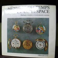 b69 Mesure du temps et de l'espace horloges, montres et instruments anciens