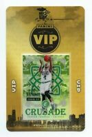 2017 Panini National VIP 1 of 1 Crusade Isaiah Thomas Celtics