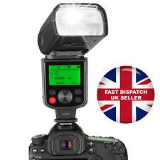 Neewer NW625 GN54 Speedlite Flash for Canon Nikon Panasonic Olympus DSLR UK