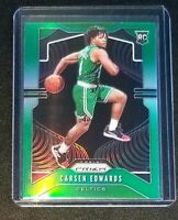 Carsen Edwards Green Rookie 2019-20 Panini Prizm Boston Celtics
