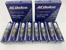 GENUINE ACDELCO SPARK PLUGS PLATINUM HOLDEN COMMODORE VE VF V8 6.2L LS3 HSV