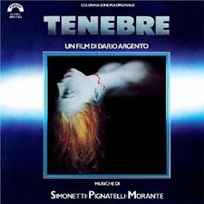 Tenebre - Original Score - Limited Edition - Black Vinyl - Goblin