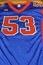 South Carolina Game Used Football Jersey Size Xl 46 #53