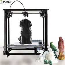 2019 Flsun CoreXY System  Large Size Square 3D Printer TFT Touch Screen control