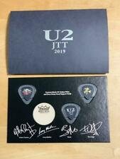 U2 JTT Guitar Pick THE JOSHUA TREE TOUR 2019 Japan