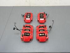 2013 13 14 15 16 Porsche Cayman / Boxster S Brembo Caliper Set #0388