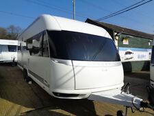 Mobile & Touring Caravans Hobby 4 Sleeping Capacity