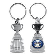 107th Grey Cup CFL Football Keychain Button Winnipeg Blue Bombers Champions 2019
