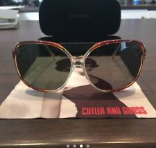 Cutler & Gross Vintage Sunglasses