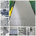 94 X35 Marine Boat Flooring Eva Foam Yacht Teak Decking Sheet Carpet Floor Pad