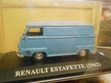 RENAULT Estafette lieferwagen Van Bus blau blue 1962 Altaya IXO 1:43