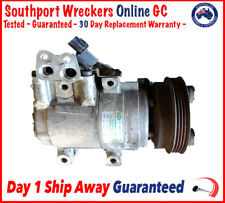 Genuine Air Conditioning Compressor to suit Hyundai Accent 00-05 1.6L 4cyl Petro