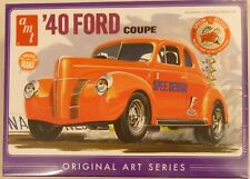 AMT 1/25 1940 Ford Coupe Model Kit # 850