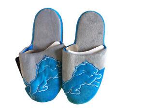 Detroit Lions Men's Colorblock Slide Slippers