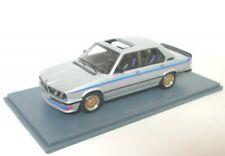 BMW M535i (E12) silver 1978 - 1:43