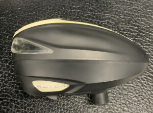 Dye Rotor - Paintball Hopper With Speed Feed & Halo Blue Loader