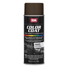SEM 15023 Color Coat Cordovan Brown Vinyl Spray Paint Aerosol Can 12 oz.
