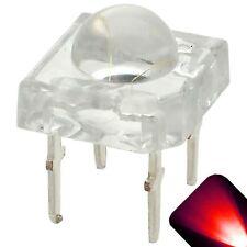 10 x LED 5mm Dome Superflux Red Piranha LEDs Sign Car Brake Lights Super Flux